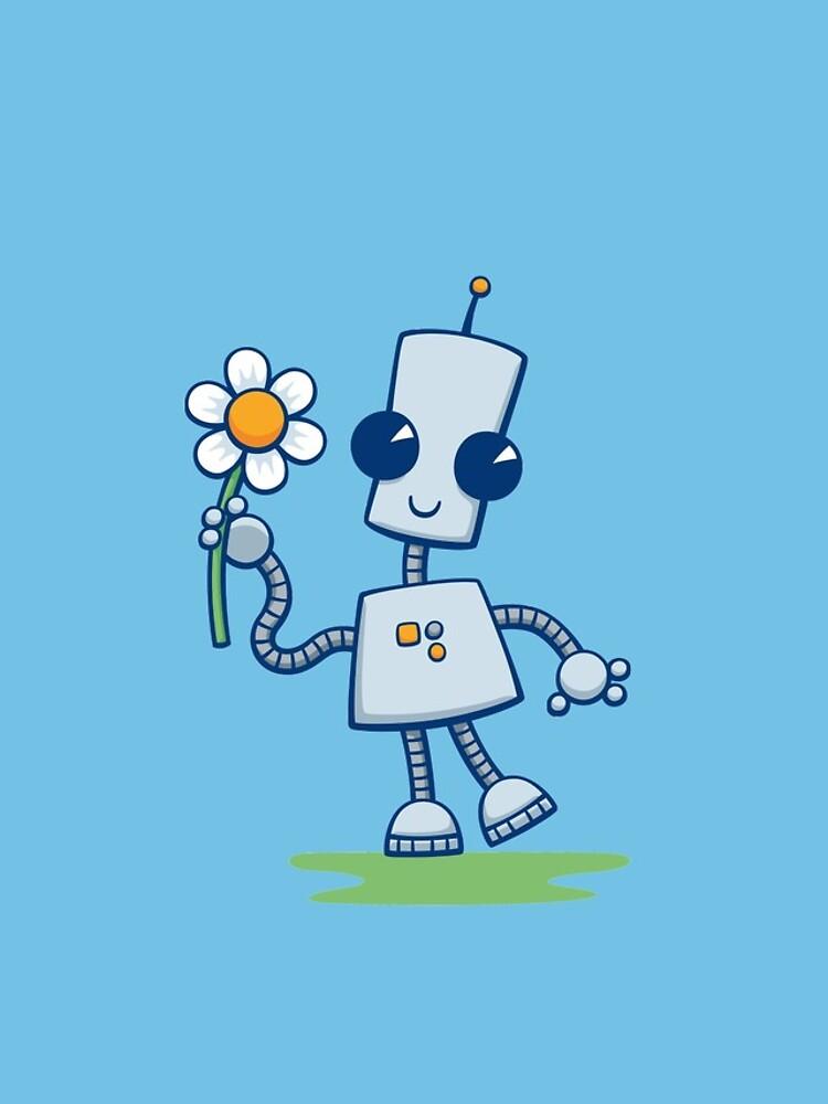 Ned's Flower by DoodleDojo