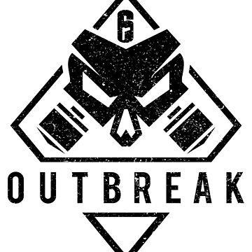 Outbreak  (black gritty) [Roufxis - RB] by RoufXis