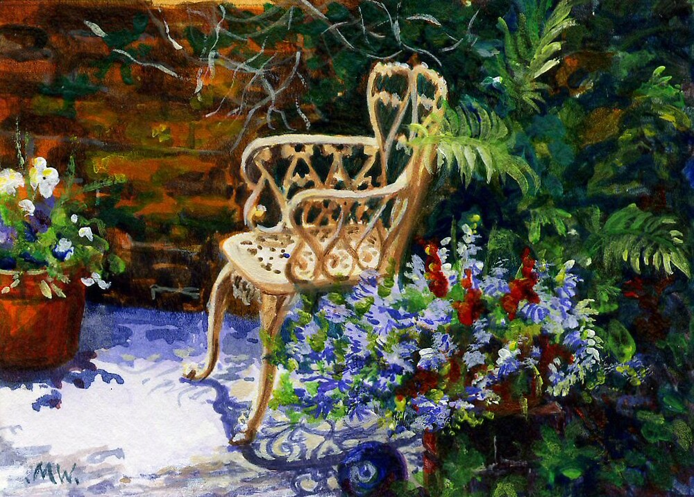 Seat in the Sun by Maureen Whittaker