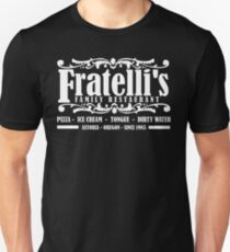 Fratellis Familienrestaurant Astoria Oregon Unisex T-Shirt