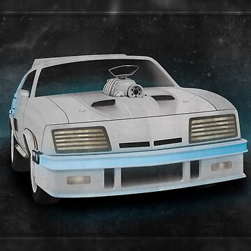 Interceptor Time Machine by PNCreative