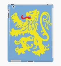 Official Flag of 2311 N Los Robles Ave, Apt 4A, Pasadena, CA 91104 iPad Case/Skin