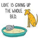 Love Is... by cuddlesandrage