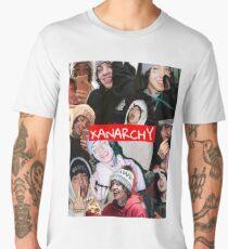 Lil Xan XANARCHY  Men's Premium T-Shirt