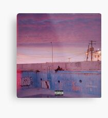 DVSN - Morning After Metal Print