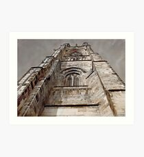 Bridlington Priory Art Print