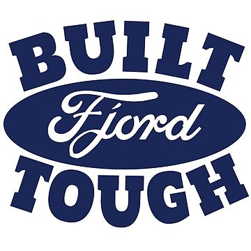 Built Fjord Tough by sunlitlake
