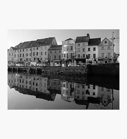 George's Quay Photographic Print