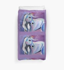 Someone Is Gonna Love Me - Horse Art by Valentina Miletic Duvet Cover