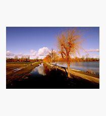 Aquarelle Photographic Print