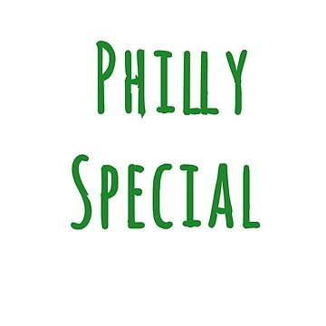 The Philly Special  by itsbelen