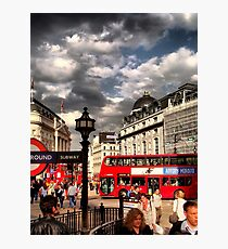 London - people Photographic Print