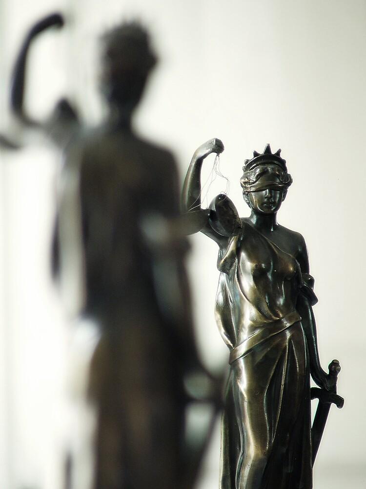 Justice by Sandra Kemppainen