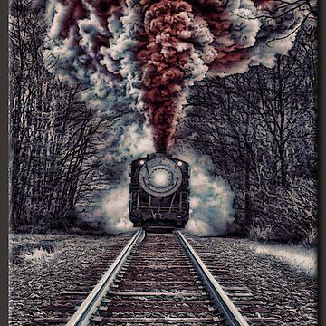 The Locomotive by rgerhard