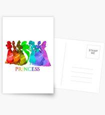 Princess Power Postcards