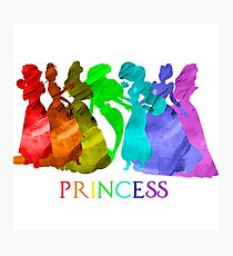 Princess Power Photographic Print