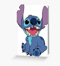 stitch Greeting Card