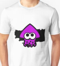Splatoon Squid (Purple) Unisex T-Shirt