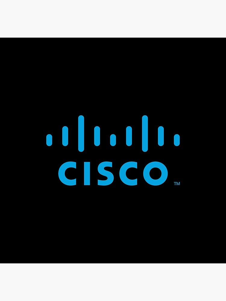 Cisco Systems Logo Merchandise by RuthNelsons