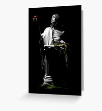Liliths Treasured Disgrace Greeting Card