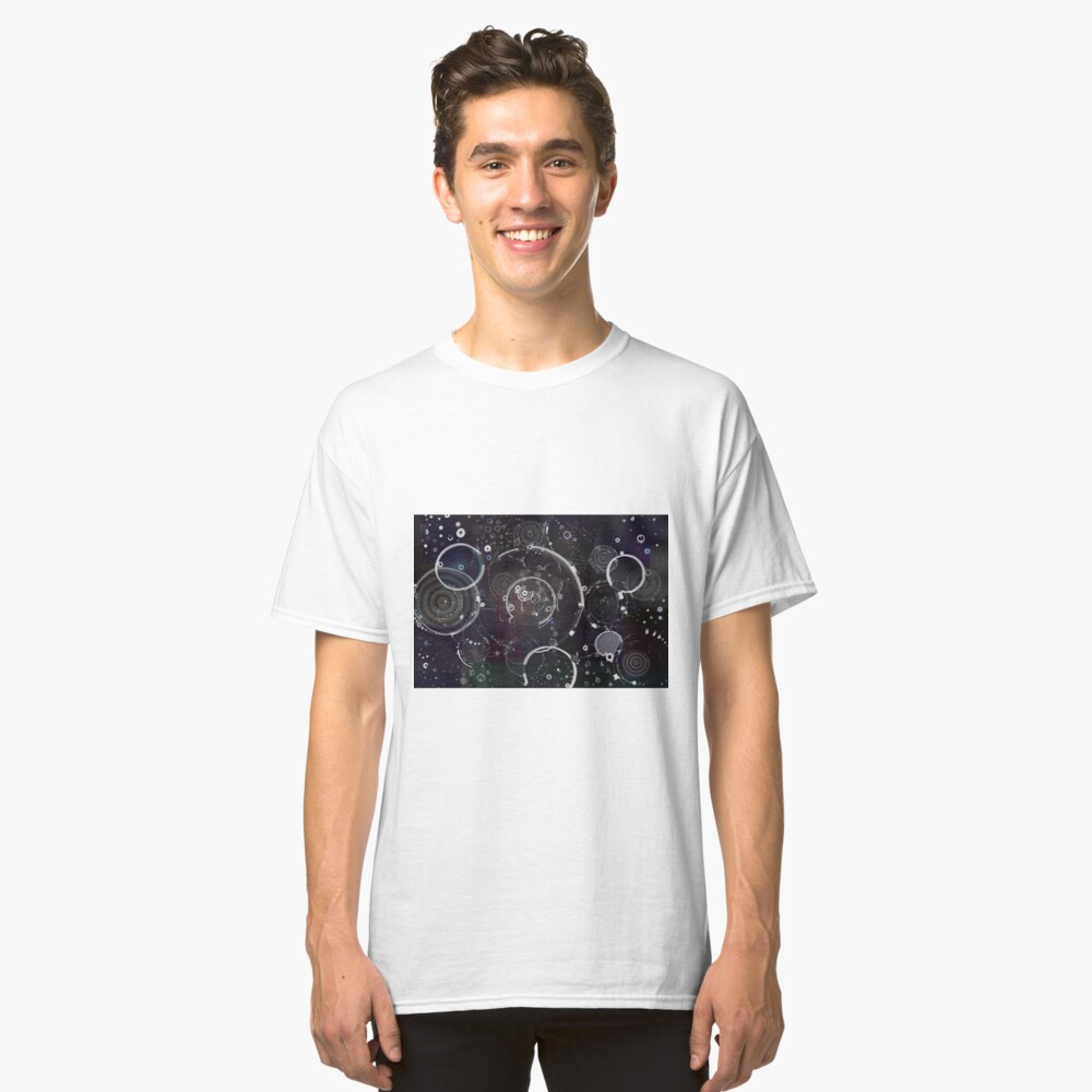 Probable and Improbable paths intersections divergences Classic T-Shirt