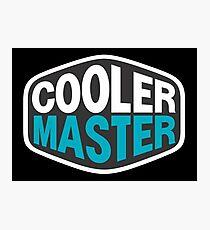 Cooler Master Merchandise Photographic Print