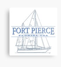 Fort Pierce Florida Metal Print