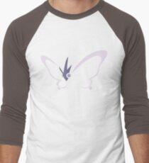 Venomoth Men's Baseball ¾ T-Shirt