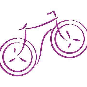 Bike t-shirt by hebron
