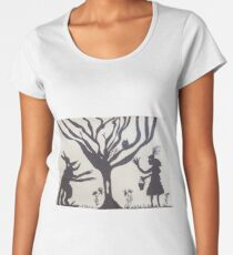 Once upon a time Women's Premium T-Shirt
