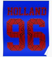 Tom Holland  Poster