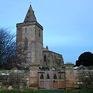St. Oswalds at Lythe by dougie1