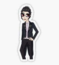 Mr Doctor Man Remingtion Sticker