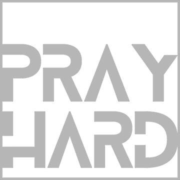 Pray Hard by mrsalbert