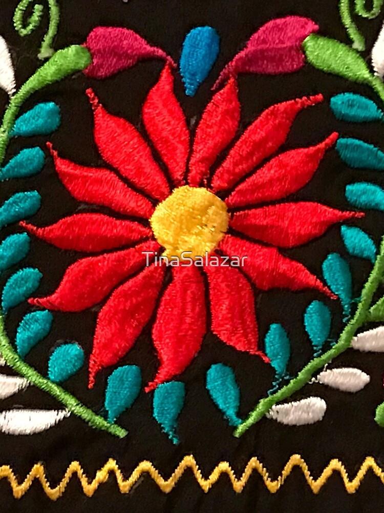 Flores españolas de TinaSalazar