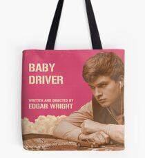 Baby Driver Tote Bag