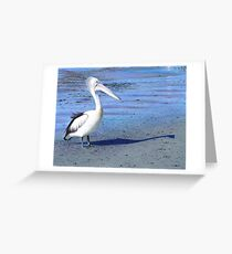 Fishing at Greenwell Point Greeting Card