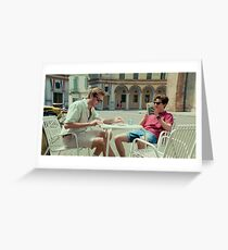 Call Me By Your Name Greeting Card