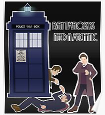 The Doctor's Mechanic Poster