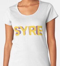 SYRE Jaden Smith Women's Premium T-Shirt