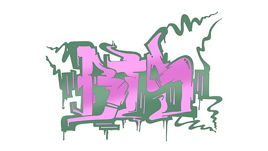 Bts Boy In Luv Graffiti By Mixout