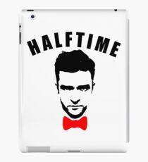 Justin Halftime iPad Case/Skin