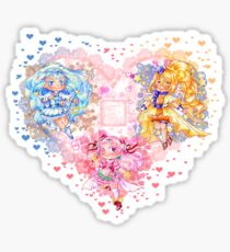 HuGtto! Precure Sticker