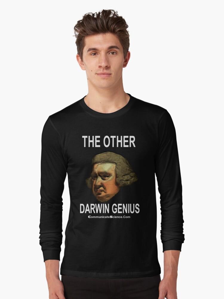 The Other Darwin Genius by Tim Jones