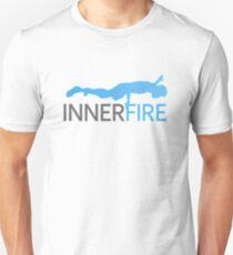 Wim Hof Inner Fire inspiriert Bekleidung und Ausrüstung Wim 'Iceman' Hof-Methode Slim Fit T-Shirt