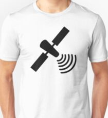 Satellite Unisex T-Shirt