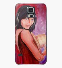 Pretty Girl Case/Skin for Samsung Galaxy