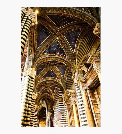 Duomo of Siena, Italy Photographic Print