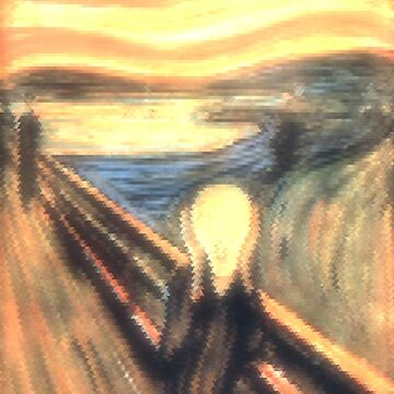 The Scream by Brampf