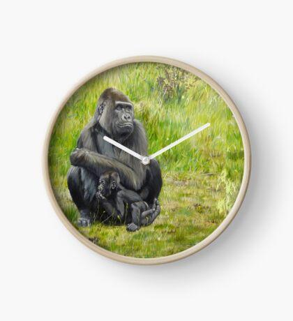 Gorilla's Clock